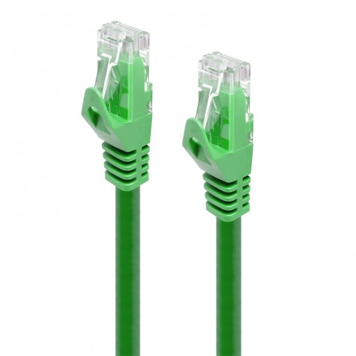 Serveredge 1.5m Green CAT6 network Cable