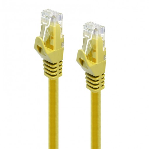 Serveredge 2m Yellow CAT6 network Cable