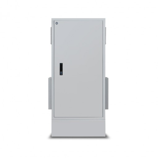 18RU IP66 rated 650mm Wide & 279.2mm Deep Fully Assembled Wall Mount Server Cabinet