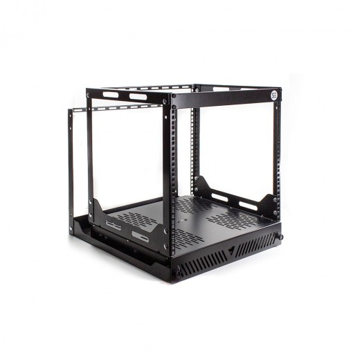 Serveredge 10RU Slide & Swivel Racks