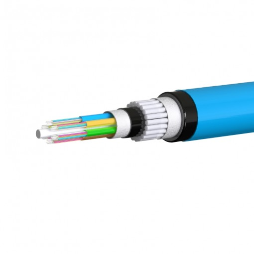 Armoured Loose Tube Cable - Series Alpha