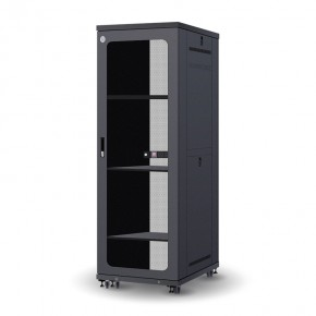 42RU 800mm Wide & 1200mm Deep Fully Assembled Free Standing Server Cabinet