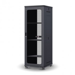 42RU 800mm Wide & 800mm Deep Fully Assembled Free Standing Server Cabinet