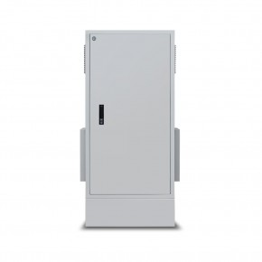 18RU IP56 rated 650mm Wide & 279.2mm Deep Fully Assembled Wall Mount Server Cabinet