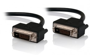 Pro Series 2m 4K DVI-D Dual Link Digital Video Cable - Male to Male