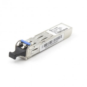 Cisco® GLC-ZX-SM Compatible 1000Base-ZX SFP Transceiver Module-Single Mode LC Duplex 1550nm to 70Km