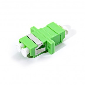 Serveredge LCA/F to LCA/F Single Mode Duplex OS2 Fibre Adapter