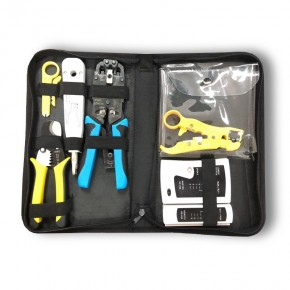 Professional Network Cable Installation Tool Kit