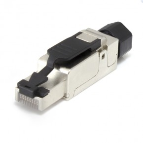 Cat6A Shielded Industrial Field Connector