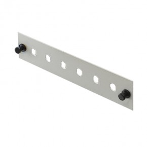 Serveredge 6 Port ST Face Plate - Suitable for SAFP Series Fobots