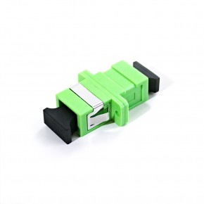 SCA Female to SCA Female Single Mode Simplex OS2 Fibre Adapter