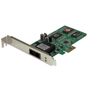 Serveredge PCI-E Gigabit 1000Base-SX SC 850nm Multimode fibre Network Adapter -550m