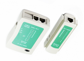 RJ45 & RJ11 Cable Continuity Tester